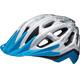 KED Pylos Cykelhjälm blå/silver
